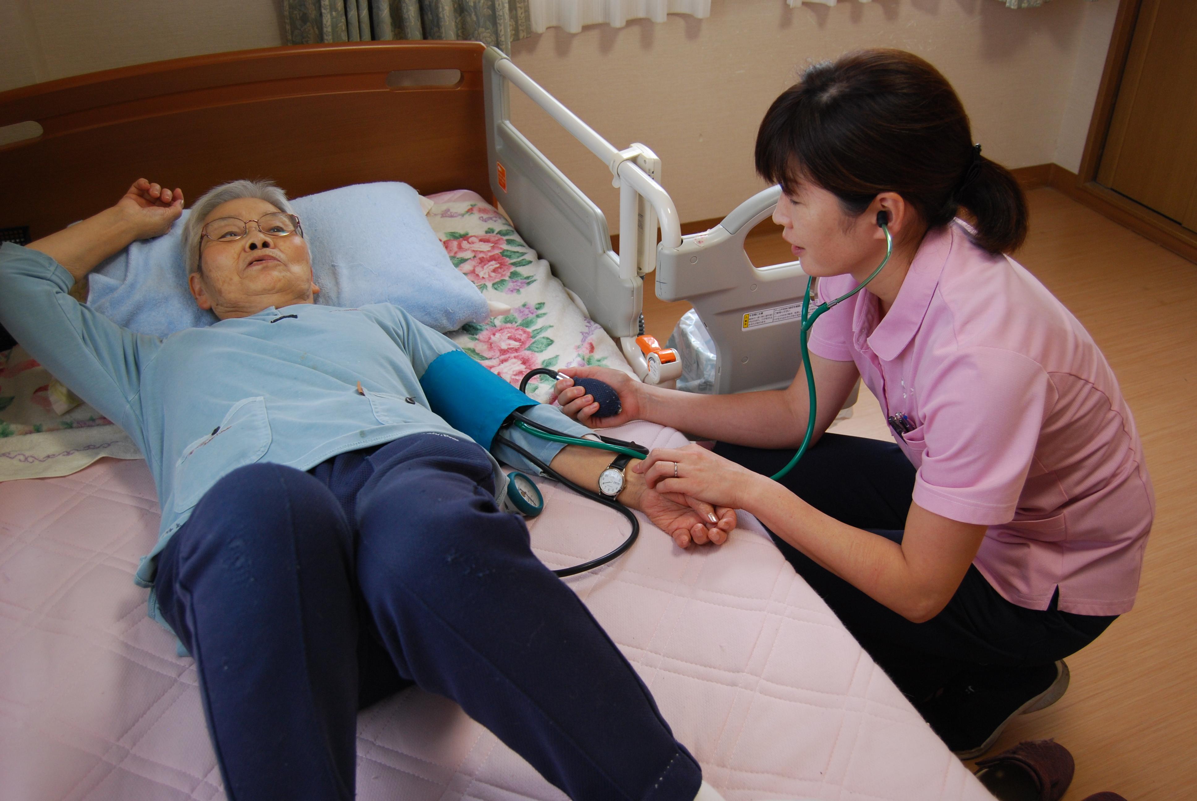 訪問看護ステーション 姫城
